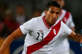 Eliminatorias 2014: Josepmir Ballón será titular en el Perú vs Uruguay
