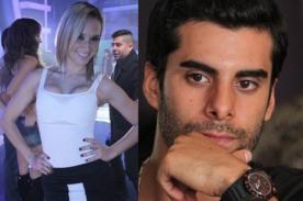 Nathaly Zuazo provocó a Niko Ustavdich con sensual baile - Video