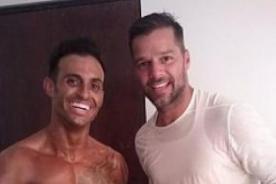 Hermano de Ricky Martin se corona como Mister Puerto Rico