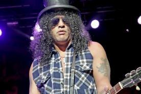 Slash y ex miembros de Guns N' Roses tocarán en Lima
