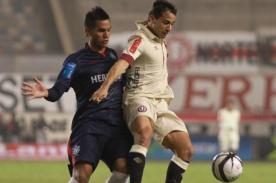 Resultado del partido: San Martín vs Universitario (0-0) – Descentralizado 2013