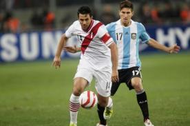 Argentina vs Perú en vivo por CMD - Eliminatorias Brasil 2014