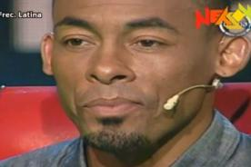 Video: Percy Olivares revela que se hizo cortes e intentó suicidarse