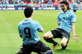 Video de goles: Uruguay vs Argentina (3-2) – Eliminatorias Brasil 2014
