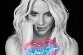 Britney Spears revela portada de 'Britney Jean' y envia carta a sus fans
