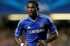 Video: Chelsea vapuleó 3-0 a Schalke 04 con doblete de Samuel Eto'o