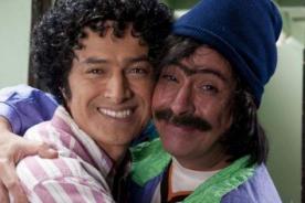 Carlos Alcántara y Carlos Carlín estarán nuevamente juntos en TV