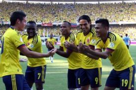 Conmebol: Colombia podría desplazar a Argentina en el N°1 del ránking