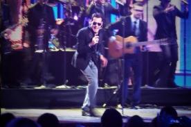 Marc Anthony hizo remecer el escenario de los Latin Grammy 2013