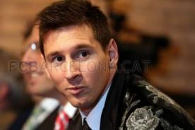 Lionel Messi: Es cierto que me han querido varios clubes