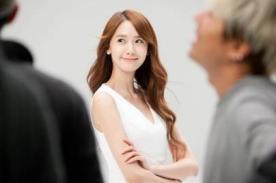 YoonA de Gilrs Generation impacta con su belleza para publicidad - Fotos