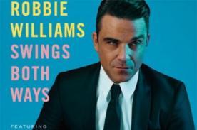 One Direction fueron desplazados por Robbie Williams en Navidad