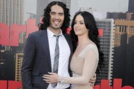 Katy Perry pierde mucho dinero al vender su casa marital con Russell Brand