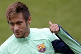 Neymar rompe su silencio y sale en defensa de su padre