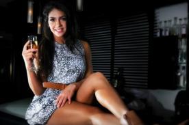 Vania Bludau revela que Christian Domínguez le envió carta notarial