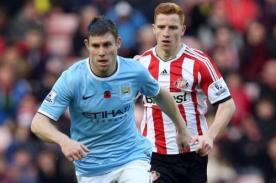 Copa de la Liga inglesa: Manchester City 3-1 Sunderland - Video de goles