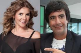 Carlos Carlín criticó a Johanna San Miguel por racismo