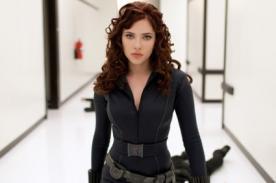 Scarlett Johansson: La 'Viuda Negra' se humanizará en 'Capitán América'