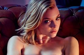 Natalie Dormer posó en topless para una revista masculina – FOTOS