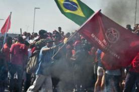 Brasil: Protestas se intensifican a tan solo 28 días del Mundial 2014