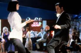 Tarantino hará una fiesta para celebrar los 20 años de Pulp Fiction