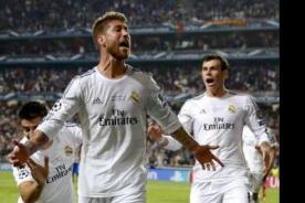 Final Champions League: Mira el gol del empate de Ramos [Video]
