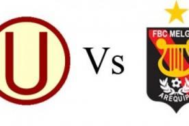 Apertura 2014: Universitario cayó ante Melgar (1 - 2)