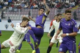 Universitario vs Fiorentina: Las mejores fotos del partido - Copa Euroamericana
