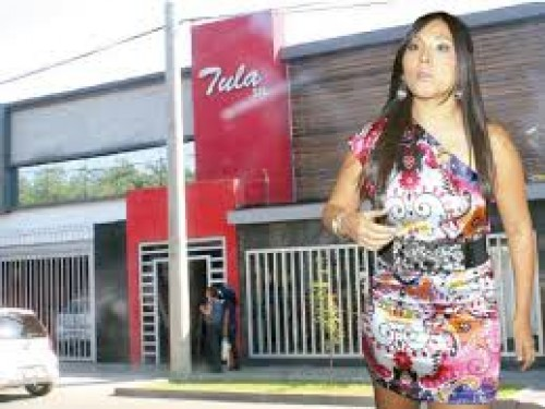 Asaltan spa de Tula Rodríguez