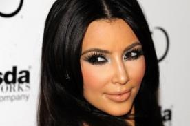 Kim Kardashian posa desnuda para sesión de fotos [FOTOS]