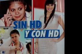 Georgette Cárdenas captada sin maquillaje, sin Photoshop y poco glamurosa [FOTO]