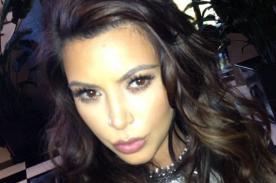 ¡Kim Kardashian muestra su