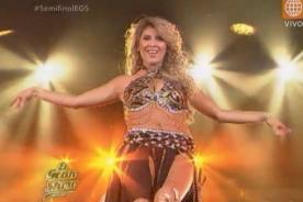 El Gran Show: Yahaira Plasencia derrocha sensualidad - VIDEO