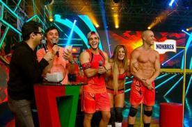 Combate: ¡Mario Hart ganó el premio al 'Más Descontado del Año'! - VIDEO