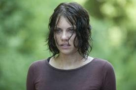 Lauren Cohan: Maggie de The Walking Dead posa sexy en sugerentes FOTOS