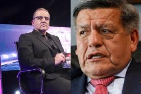 El valor de la verdad: César Acuña estará frente a Beto Ortiz