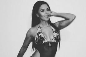 Instagram: ¡Rocío Miranda deja regalito de 'buenas noches' mostrando tremendo derrier! - FOTO