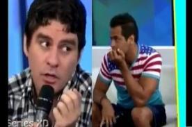 Germán Loero se la quiere dar de intelectual y crítico de televisión pero solo incentiva el bullying con esto
