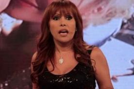 Magaly Medina: Este es el secreto bajo 7 llaves del ampay de infidelidad de Yahaira Plasencia