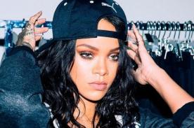 ¿Rihanna le mandó un mensaje a sus ex?