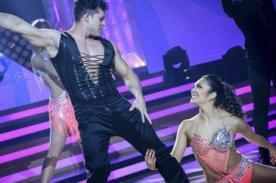 Reyes del show: Bailarina de Christian Domínguez sufre terrible descuido - VIDEO