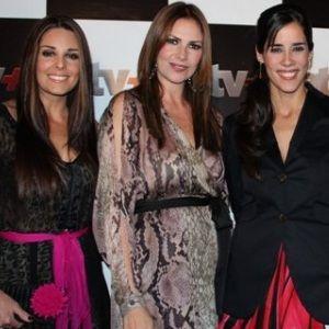 Gianella Neyra, Almendra Gomelsky y Rebeca Escribens, las nuevas figuras de ATV