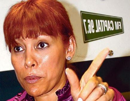 El Gran Chongo: Shirley Cherres y Marco Antonio se besan en los ensayos