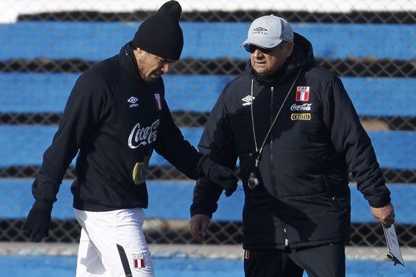 Copa América 2011: Entérate de los cambios que realizará Perú para el partido con México