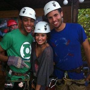 Camp Rock 2: Mira aquí videos del elenco haciendo deportes extremos