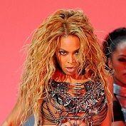 Beyonce lució más sexy que nunca en los premios Billboard