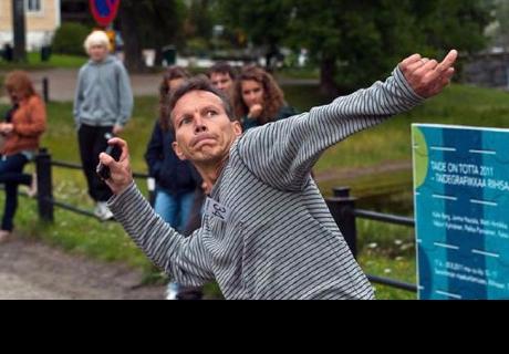 """Aunque no lo creas, este absurdo """"deporte"""" se practica en Finlandia"""