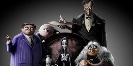 Los Locos Addams regresan con su primera película animada [Estreno Jueves 31]