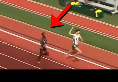 Estos deportistas celebraron antes de tiempo y terminaron haciendo el ridículo (VIDEO)