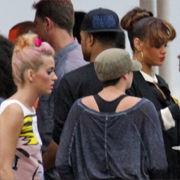 Katy Perry y Rihanna se divirtieron juntas durante la celebración de Rock In Rio
